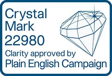 Crystal Clear Mark 22980