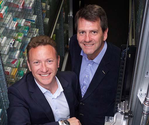 Daniel Lee and Mark Livingstone