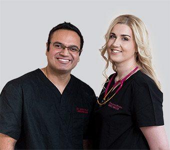 Pharmacy2U Online Doctors - Dr Nitin Shori and Dr Alexandra Phelan