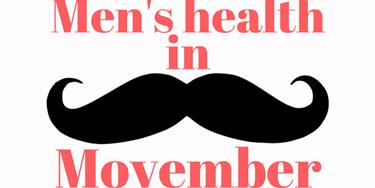 Mens Health In Movember