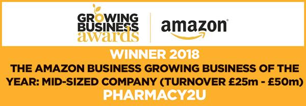 Global Business Awards Winner 2018